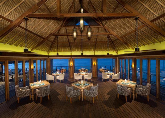 Jumeirah Vittaveli Luxhotels (6)