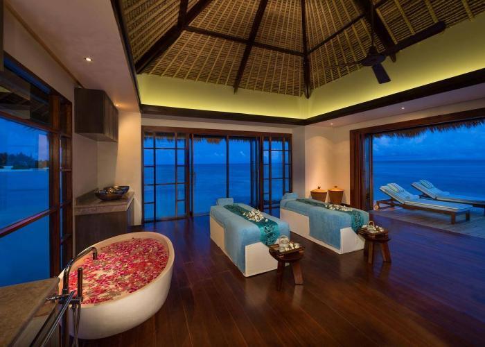 Jumeirah Vittaveli Luxhotels (8)