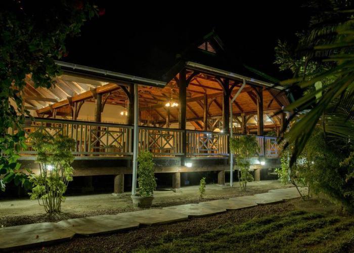 Acajou Beach Resort Luxhotels (6)
