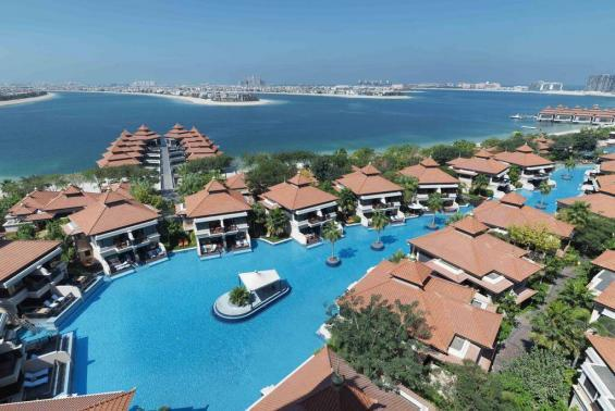 Anantara The Palm Dubai Luxhotels (14)