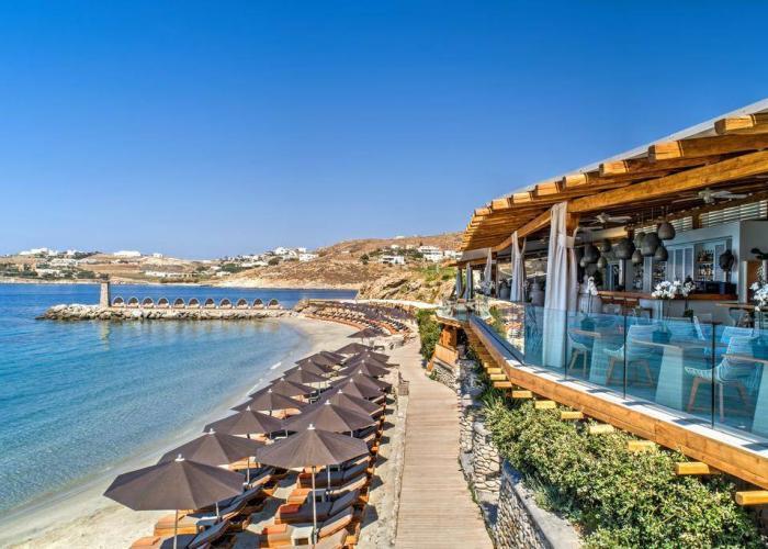 Santa Marina A Luxury Mykonos