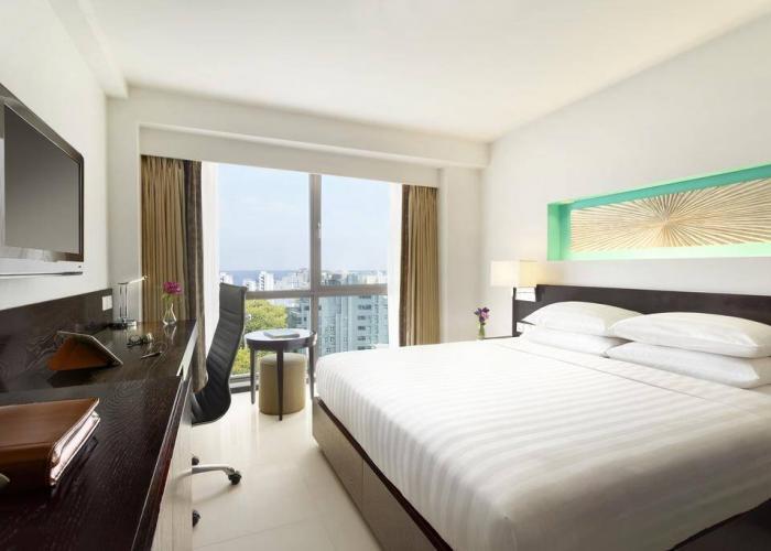 Hotel Jen Male, Maldives Luxhotels (12)
