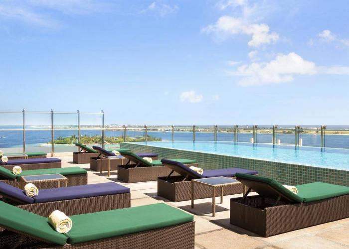 Hotel Jen Male, Maldives Luxhotels (9)
