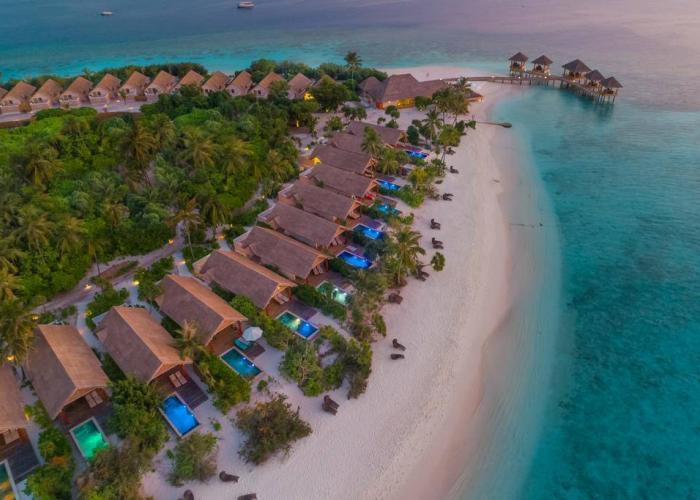 Kudafushi Resort & Spa Luxhotels (13)