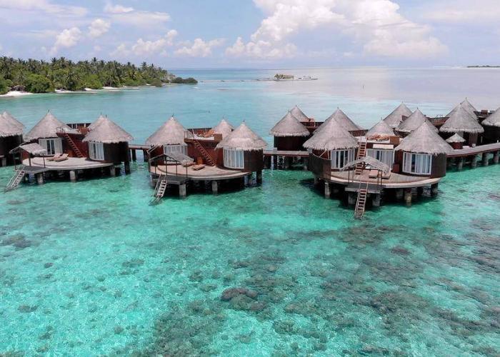 Nika Island Resort Luxhotels (22)