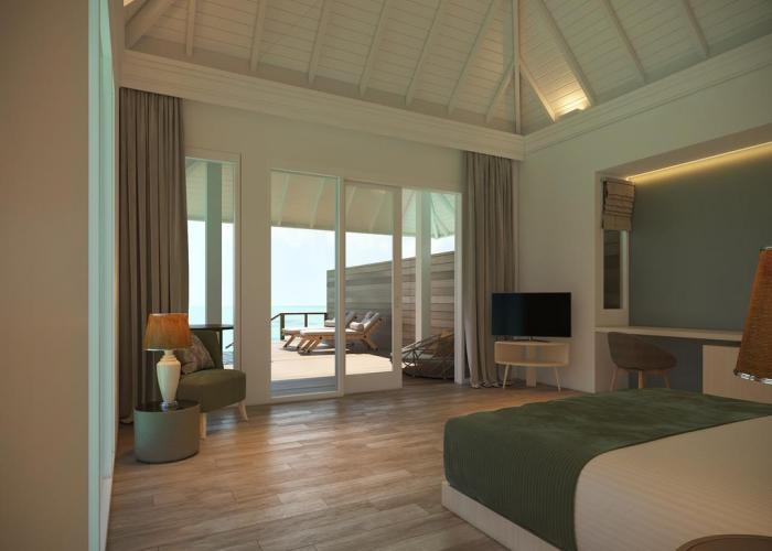 Olhuveli Beach And Spa Resort Luxhotels (14)