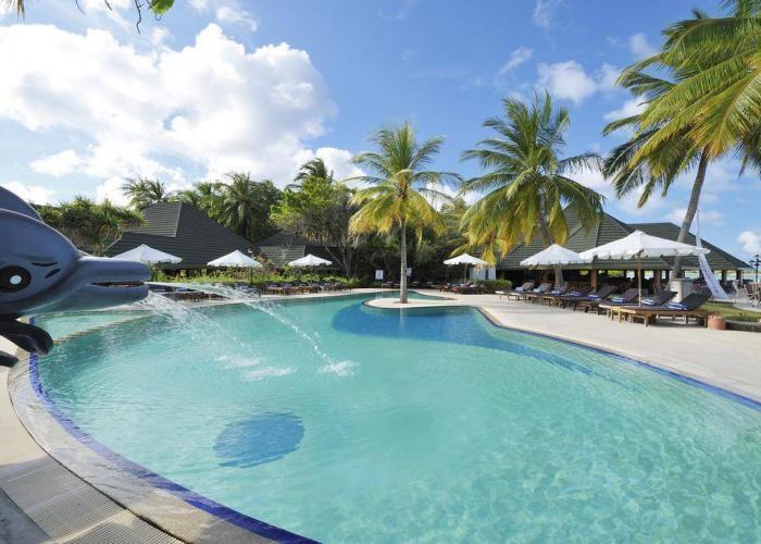 PARADISE ISLAND RESORT Luxhotels (25)