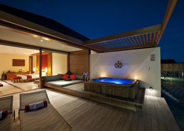 PARADISE ISLAND RESORT Luxhotels (26)