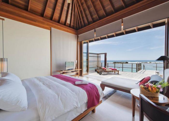 PARADISE ISLAND RESORT Luxhotels (27)