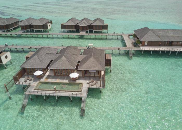 PARADISE ISLAND RESORT Luxhotels (39)