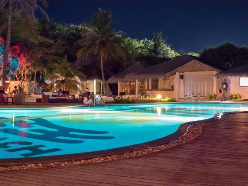 Palm Beach Resort Maldives