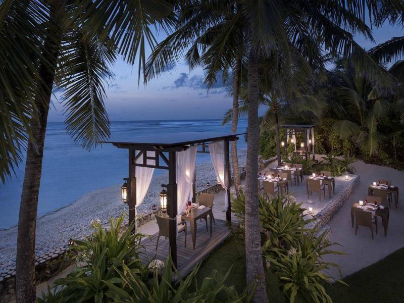 Shangri-Las Villingili Resort & Spa