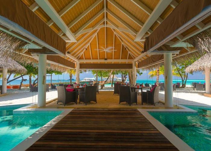 Sun Aqua Villu Reef Luxhotel (10)