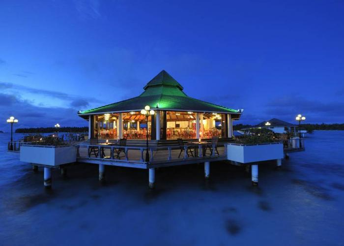 Sun Island Resort Luxhotels (7)