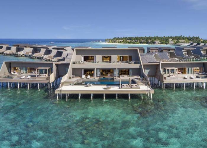 The St. Regis Maldives Vommuli Resort Luxhotels (12)