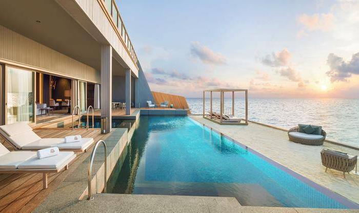 The St. Regis Maldives Vommuli Resort Luxhotels (13)