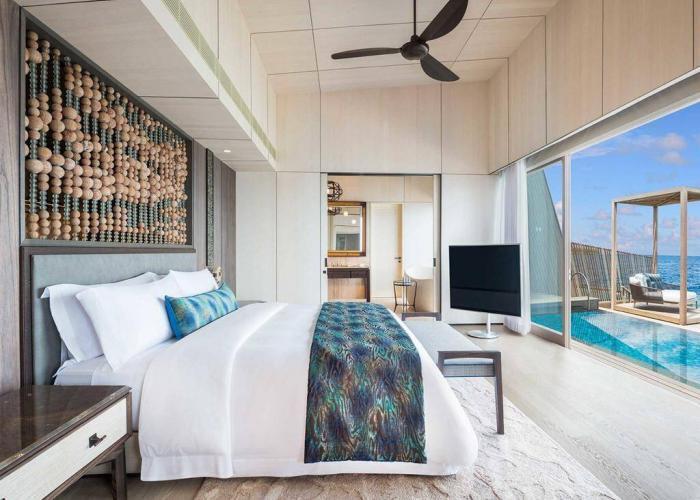 The St. Regis Maldives Vommuli Resort Luxhotels (3)