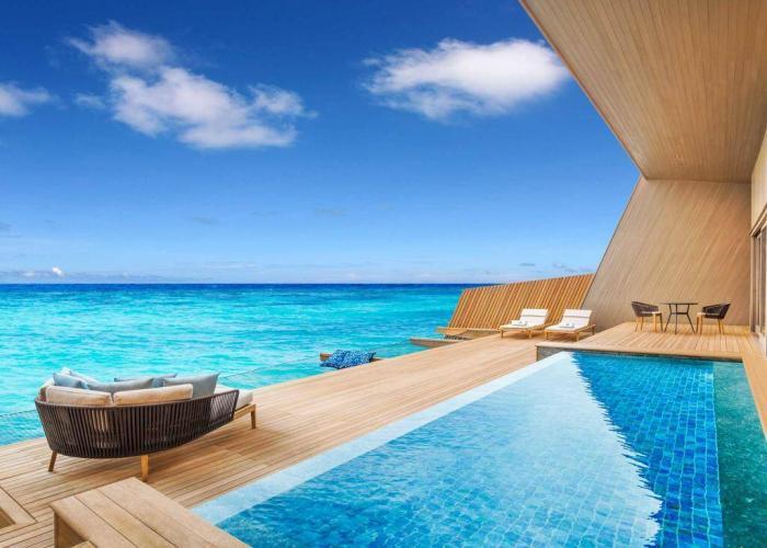 The St. Regis Maldives Vommuli Resort Luxhotels (4)
