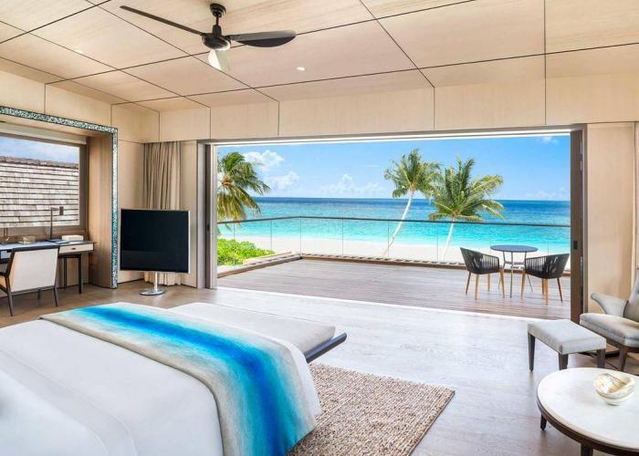The St. Regis Maldives Vommuli Resort Luxhotels (5)