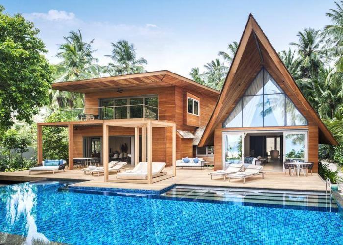 The St. Regis Maldives Vommuli Resort Luxhotels (7)