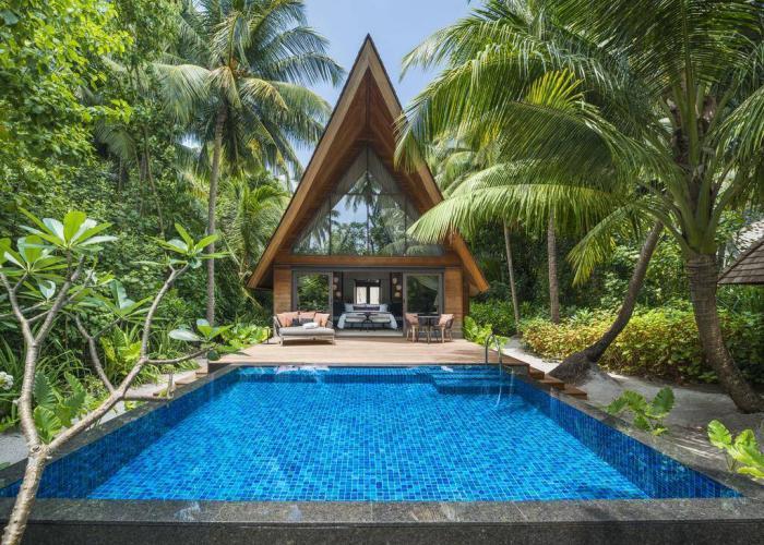 The St. Regis Maldives Vommuli Resort Luxhotels (9)