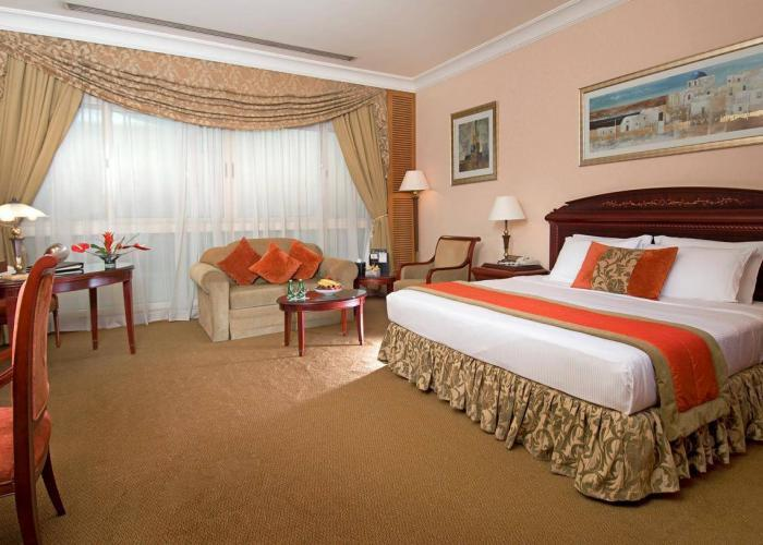 Al Raha Beach Hotel Luxhotels (25)