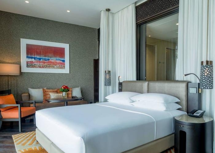 Grand Hyatt Abu Dhabi Hotel & Residences Emirates Pearl Luxhotels (1)