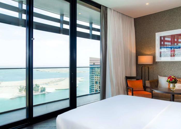 Grand Hyatt Abu Dhabi Hotel & Residences Emirates Pearl Luxhotels (13)