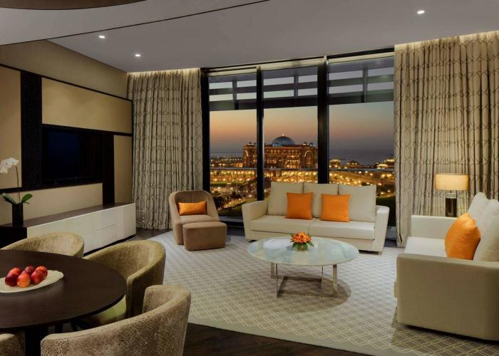 Grand Hyatt Abu Dhabi Hotel & Residences Emirates Pearl Luxhotels (16)