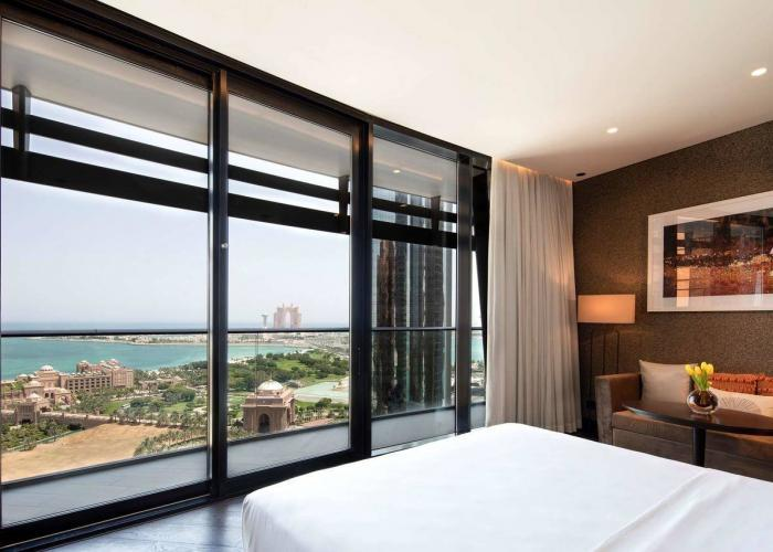 Grand Hyatt Abu Dhabi Hotel & Residences Emirates Pearl Luxhotels (17)