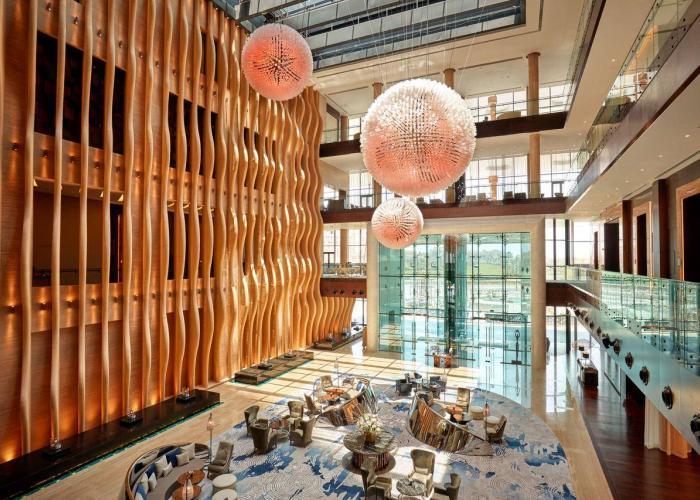 Grand Hyatt Abu Dhabi Hotel & Residences Emirates Pearl Luxhotels (4)