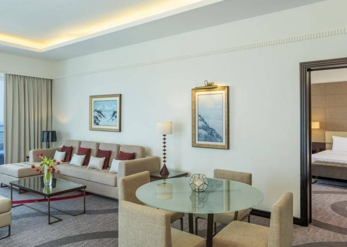 Le Meridien Al Aqah Beach Resort Luxhotels (15)