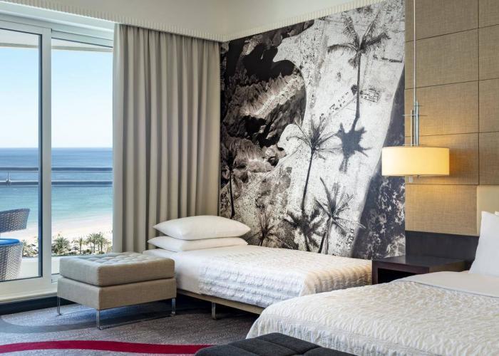 Le Meridien Al Aqah Beach Resort Luxhotels (19)