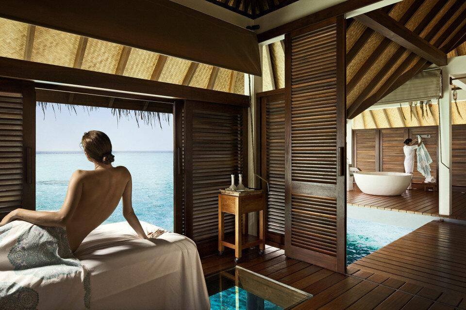 Najlepsze Spa na Malediwach 2