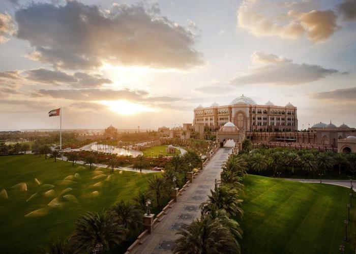 Emirates Palace Luxhotels