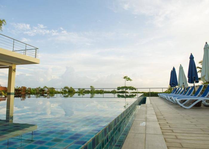 Acajou Beach Resort Luxhotels (2)