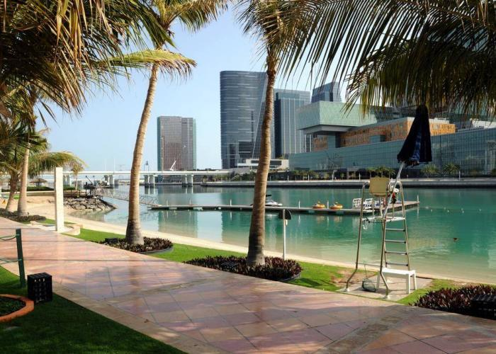 Beach Rotana – Abu Dhabi