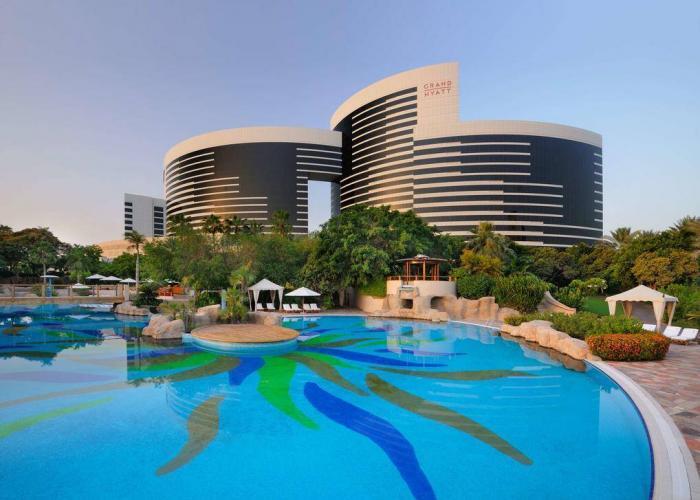 Grand Hyatt Dubai Luxhotels (1)