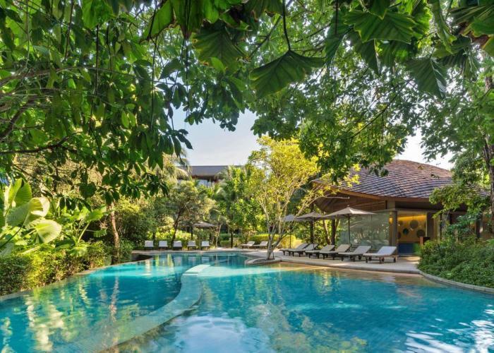 Renaissance Phuket Luxhotels (7)
