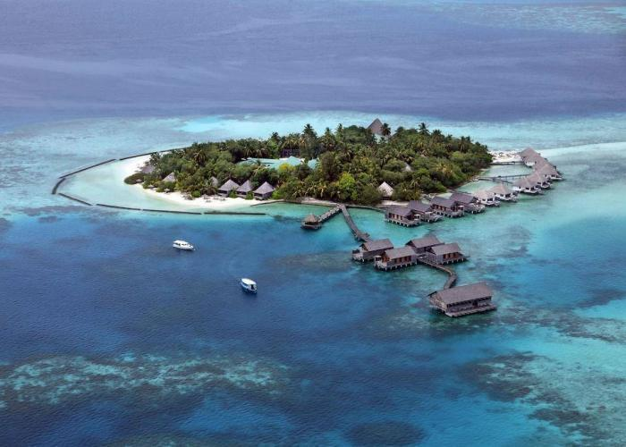Gangehi Island Resort Luxhotels (12)