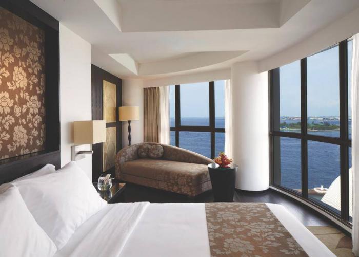 Hotel Jen Male, Maldives Luxhotels (2)