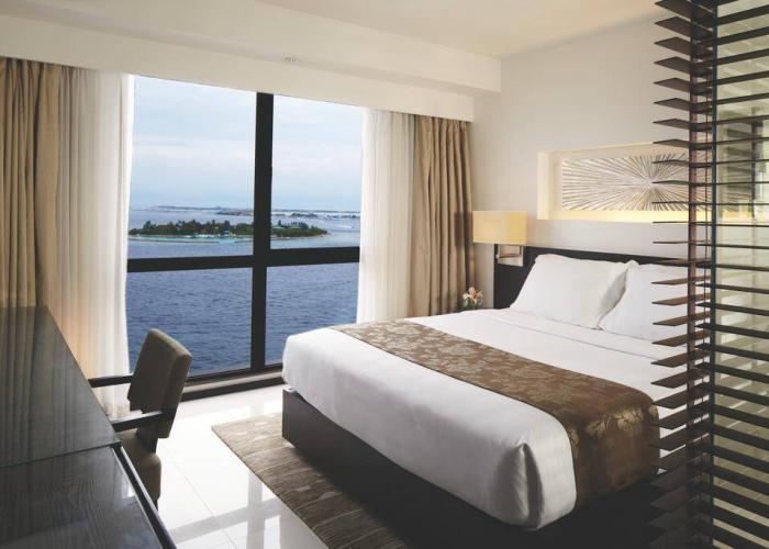 Hotel Jen Male, Maldives Luxhotels (3)
