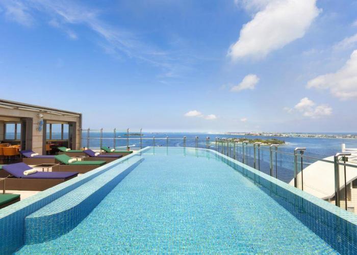 Hotel Jen Male, Maldives Luxhotels (8)