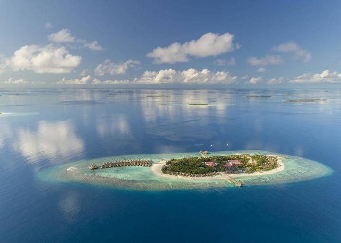 Kudafushi Resort & Spa Luxhotels (2)