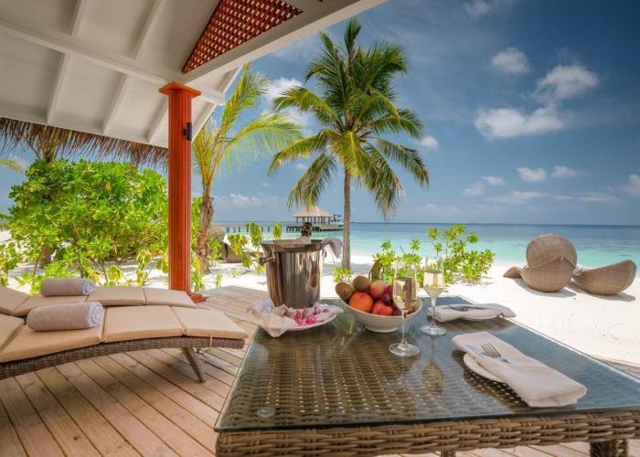 Kudafushi Resort & Spa Luxhotels (3)