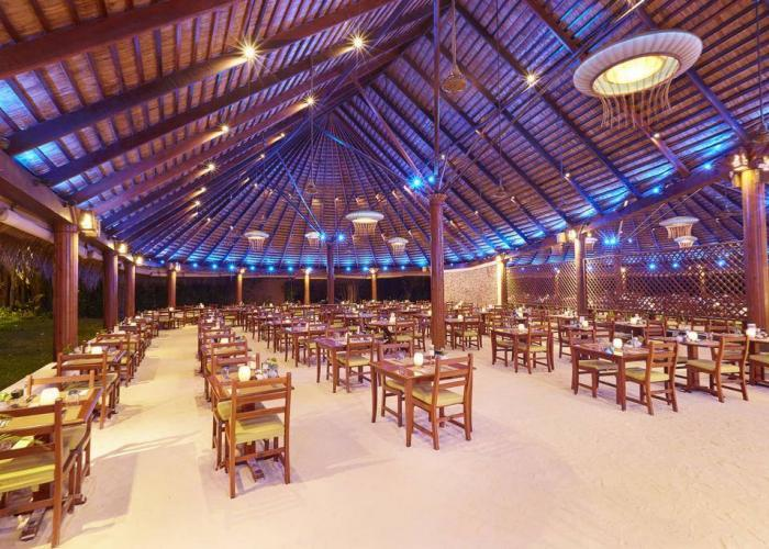 Kuredu Island Resort Luxhotels (4)