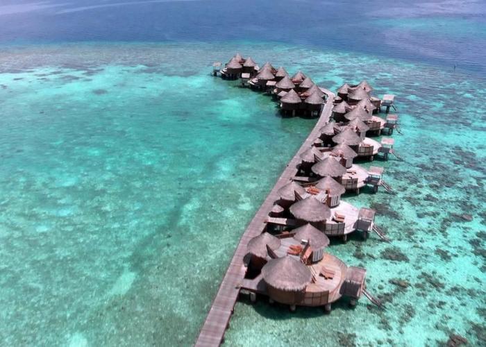 Nika Island Resort Luxhotels (1)