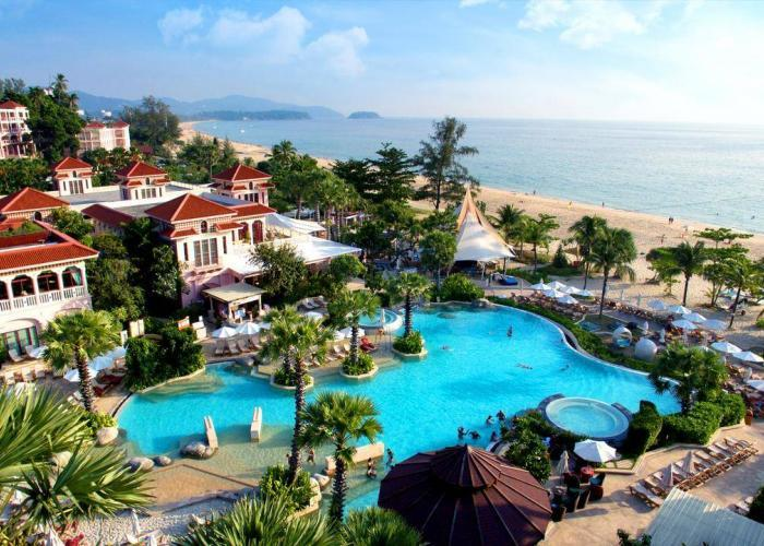 Centara Grand Beach Resort luxhotels (15)