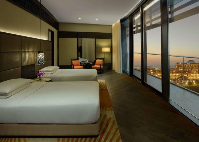 Grand Hyatt Abu Dhabi Hotel & Residences Emirates Pearl Luxhotels (12)