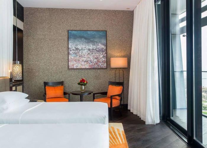 Grand Hyatt Abu Dhabi Hotel & Residences Emirates Pearl Luxhotels (15)